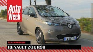 Renault Zoe R90 - AutoWeek Review