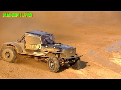 FULL THROTTLE WIDE OPEN MUD SLINGING ACTION