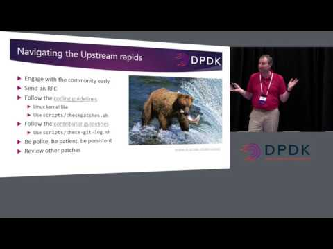 Getting Your Code Upstream Into DPDK