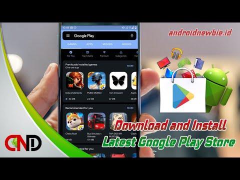 Cara Download Dan Instal Google Play Store Versi Terbaru Untuk Android