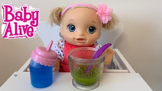 Baby Alive Pumpkins Morning Routine