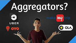 What is Aggregator Business Model? (Hindi)