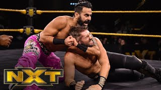 Breezango vs. The Singh Brothers: WWE NXT, Dec. 11, 2019