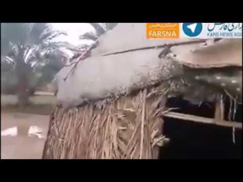 سیل سیستان و بلوچستان و آوارگی مردم