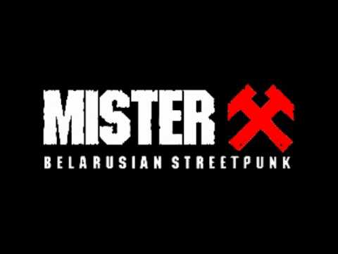 Mister X - Headhunters Feat. Igor Bancer - Roads To Freedom (Cock Sparrer Cover)