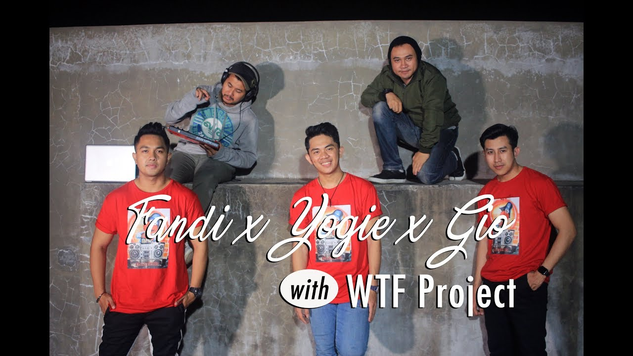 Download Erie Suzan - Jangan Buang Waktuku (FANDI x YOGIE x GIO with WTF PROJECT Cover)