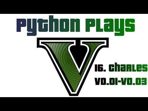 AI Agent Changes 0.01-0.03 - Python plays GTA p.16
