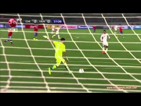 Chile 3 - 0 Venezuela - Radio ADN Clasificatorias 2014