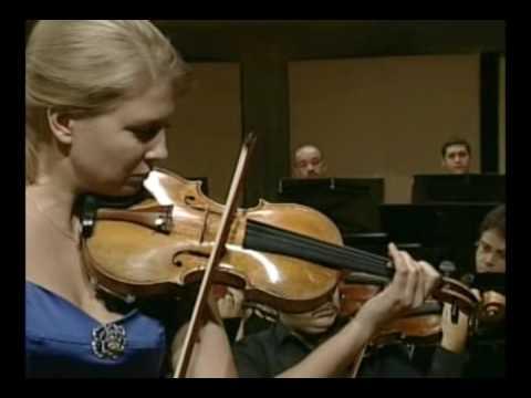 Brahms Violin Concerto en re Mayor Op.77 I.Allegro non Trompo I.Parte