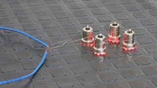 como adapta bombillos  leds a los direccionales pide pista