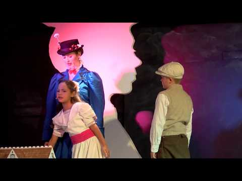 Channel 8 News Mary Poppins takes center stage at the Manhattan Arts Center