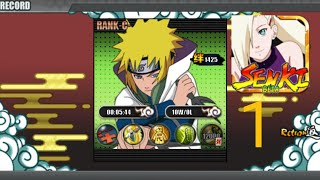 Naruto senki original gamplay part 1(android,ISO)