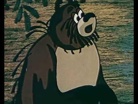 Маша девочка и медведь мультфильм