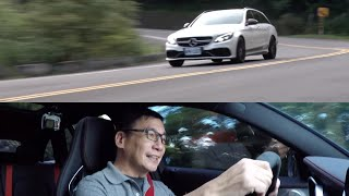 isCar 旅行猛獸 Mercedes-AMG C63 S Estate Edition-1 #統哥