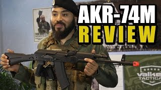 KWA AKR-74M Electric Recoil Airsoft Gun (ERG) - AirSplat on Demand