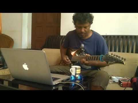 Baiju Dharmajan - Jiya Jale (cover) Dil se...