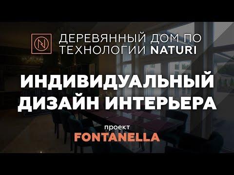 Отзыв владельца дома Naturi  Деревянный дом из вертикального бруса. Проект «Fontanella»