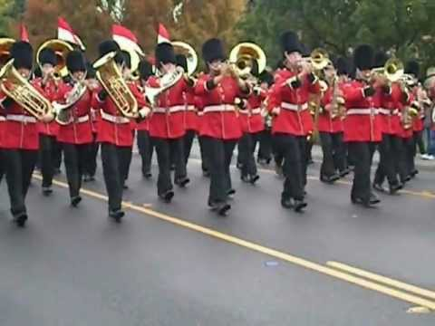 Lincoln High School Marching Band 2012