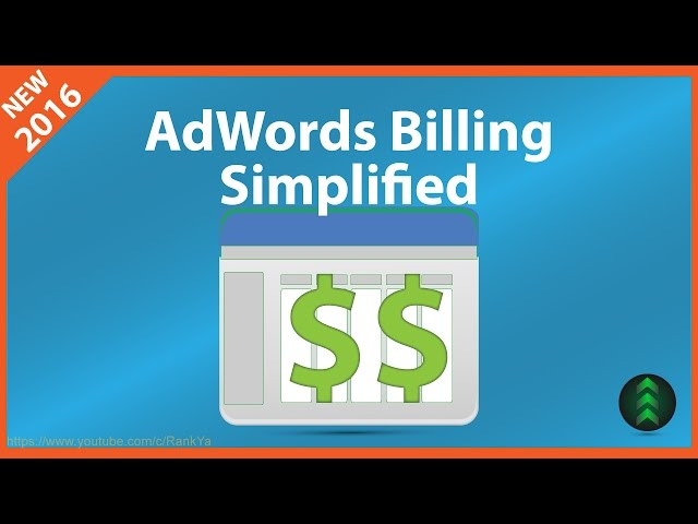 How Does Google AdWords Billing Work