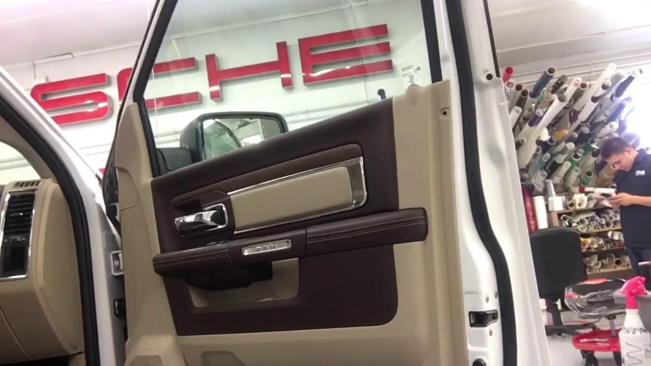 2013 2017 Dodge Ram Door Panel Removal Youtube