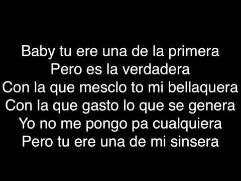 Pa Ti   Letra Bad Bunny Ft Bryant Myers