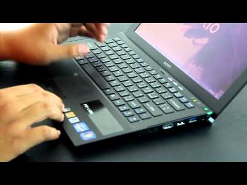 Review New SONY VAIO Z 2011