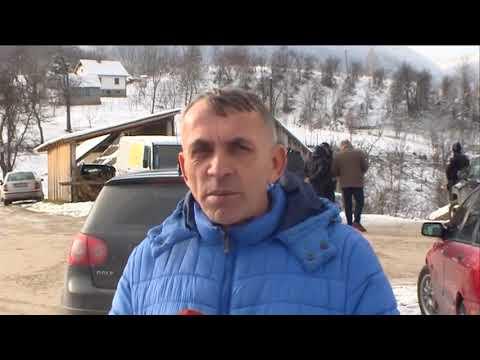 VLASENICA - UHAPŠENA TRI BIVŠA PRIPADNIKA VRS 20. 12. 2017.