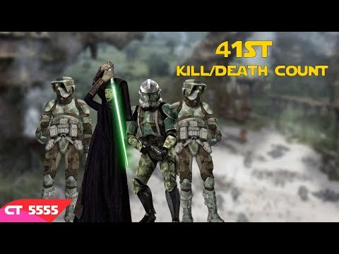 Star Wars 41st Carnage Count