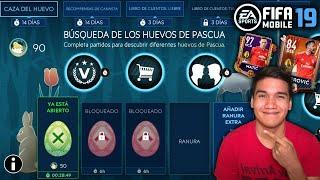 SACO A MI PRIMER JUGADOR DE PASCUA en FIFA MOBILE 19 - TORNEO DE CHAMPIONS LEAGUE [Dj Duvan]