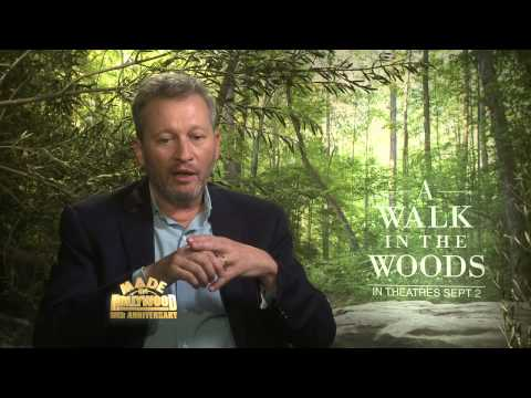 Walk In the Woods Uncut interview with Ken Kwapis