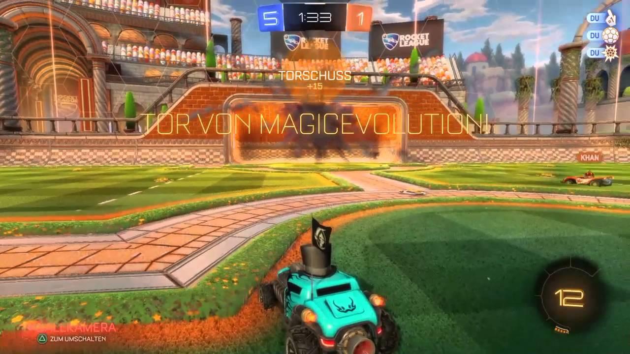 Fußball Auto