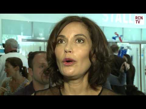 Teri Hatcher Interview Planes UK Premiere