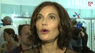 Teri Hatcher Interview Planes UK Premiere