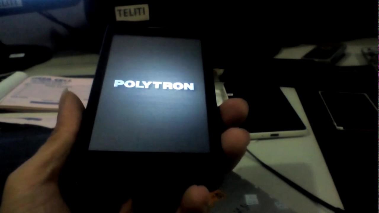 Hard Reset Polytron W 7450 Youtube W7452 Quadra S2
