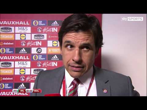 Republic of Ireland v Wales - post-match interview - Chris Coleman (24/3/17)