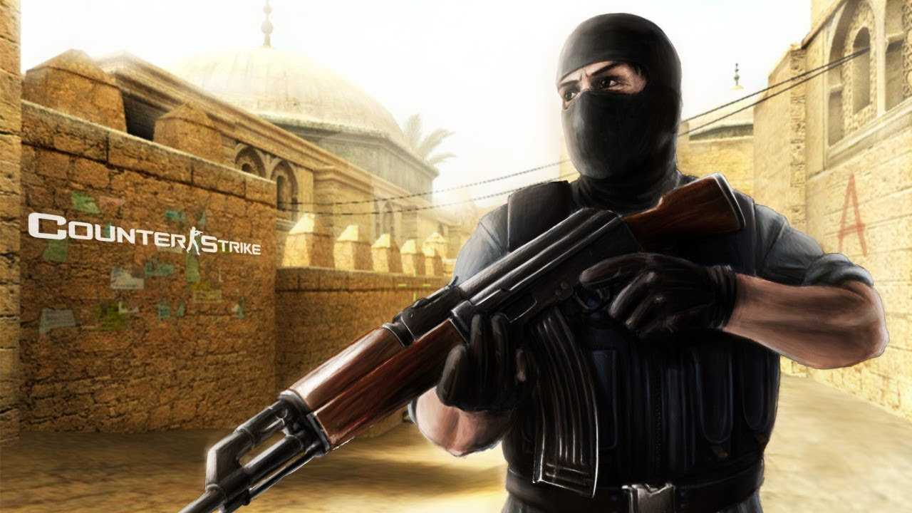 COUNTER-STRIKE 1.6 + COUNTER-STRIKE : SOURCE