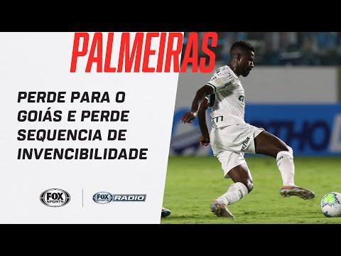PALMEIRAS PERDE PARA O LANTERNA NO BRASILEIRÃO | FOX Sports Rádio debate