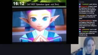 OoT MST Speedrun in 2:59:07 (2011)