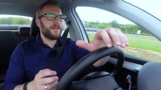 Наши тесты.  Skoda Octavia RS
