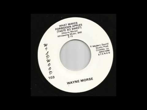 Wayne Morse - What Makes Forbidden Apples (Taste So Sweet)
