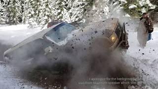 Lexus lx (land cruiser) vs mitsubishi montero