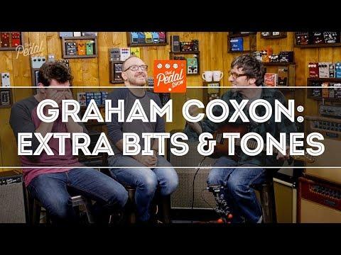 That Pedal Show – Graham Coxon Extra Bits, Tones & An Alternative Board