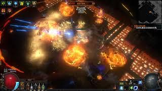 Path of exile 3.11  Power Siphon  T16 Phoenix