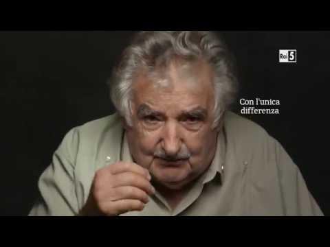 Discorso dell' ex presidente Uruguay José Pepe Mujica - Human 2015 italiano