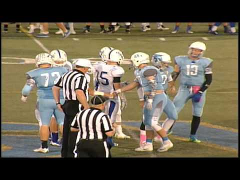Fremont High School at Sky View High School football game 10-14-15