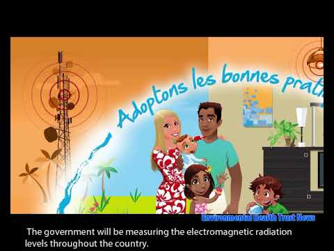 Government Awareness Campaign To Reduce Electromagnetic Exposure of French Polynesia 2017