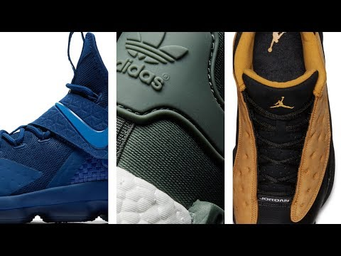 """new-adidas-ultra-boost,-lebron-14-""""agimat""""-restock,-pg1-""""platinum""""-and-more-sneakers"""
