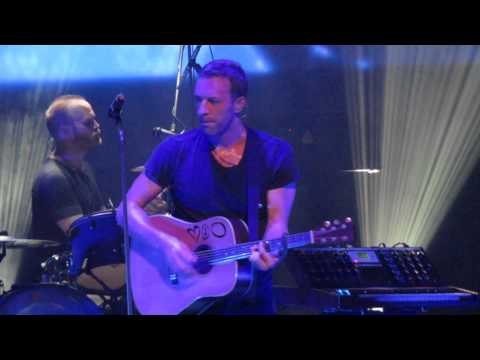 Coldplay - Oceans - LIVE Beacon Theater 2nd Show NYC - 5May2014