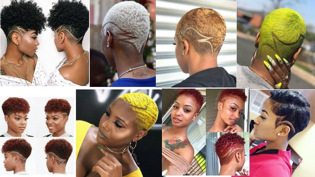 2019 Hottest Ladies Hair Cut Ogc Youtube