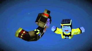 Minecraft Story Mode Ep15, ¡PVP ÉPICO!